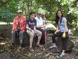 Volunteers - Olmsted Linear Park Atlanta